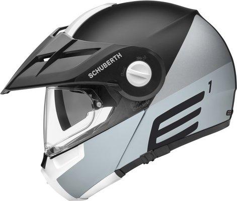 Schuberth E1 Cut Grey L