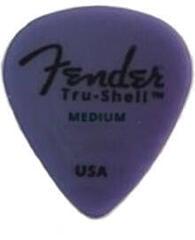 Fender 351 Shape Picks Tru-Shell Medium