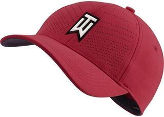 Nike TW Aerobill Heritage 86 Performance Cap Gym Red/Anthracite/Black M-L