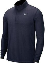 Nike Dri-Fit Victory Half Zip Mens Sweater College Navy/College Navy/White