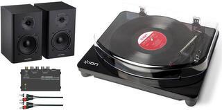 ION Classic LP Black SET