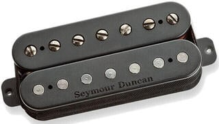 Seymour Duncan Sentient Neck Humbucker 7-String Passive Mount Uncovered Black