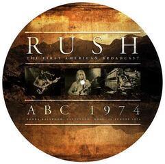 Rush Abc 1974 (12'' Picture Disc LP)