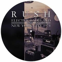 Rush Electric Ladyland 1974 (12'' Picture Disc LP)