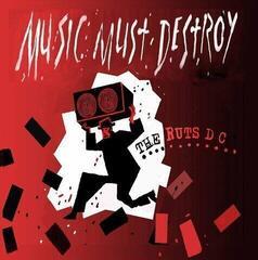 Ruts DC Music Must Destroy (2 LP)