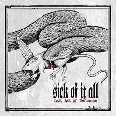 Sick Of It All Last Act Of Defiance LTD (Vinyl LP)