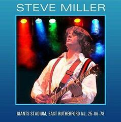 Steve Miller Giants Stadium, East Rutherford NJ 25-06-78