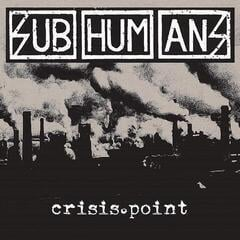 Subhumans Crisis Point (Vinyl LP)