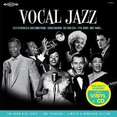 Various Artists Vocal Jazz (Blue Vinyl + CD)