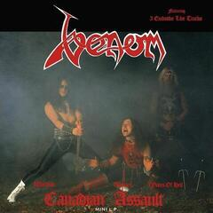 Venom (Band) Canadian Assault (Vinyl LP)