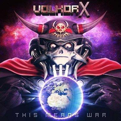 Volkor X This Means War (Vinyl LP)