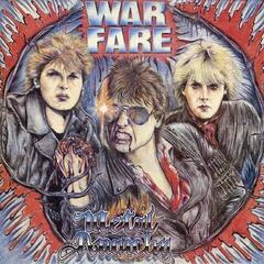 Warfare Metal Anarchy (Vinyl LP)
