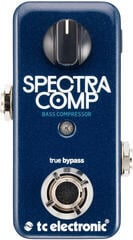 TC Electronic SpectraComp Bass Compressor (B-Stock) #921315
