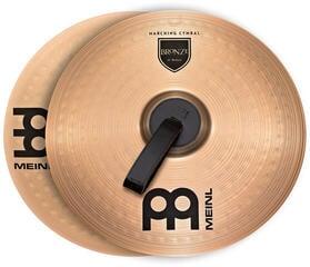 Meinl 18'' Student Range Marching Cymbals Bronze