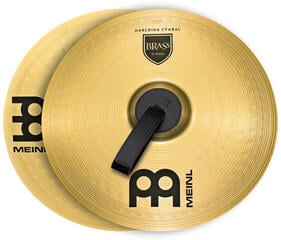 Meinl 18'' Student Range Marching Cymbals Brass
