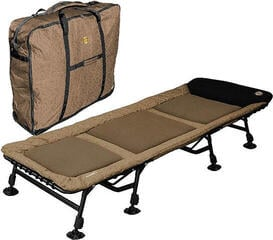 Delphin GT8 Carpath Set Fishing Bedchair