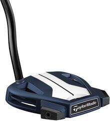 TaylorMade Spider X Navy/White Single Bend Putter Right Hand 33