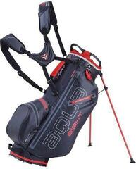 Big Max Aqua 8 Stand Bag Black/Red