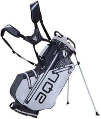Big Max Aqua 8 Stand Bag Grey/Black