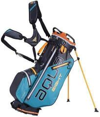 Big Max Aqua 8 Stand Bag Petrol/Black/Orange