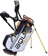 Big Max Aqua 8 Stand Bag White/Black/Orange