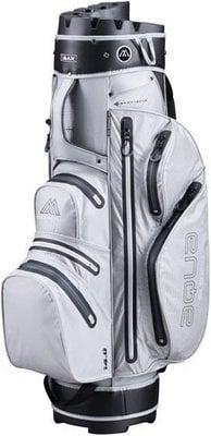 Big Max Aqua Silencio 3 Cart Bag Grey/Black