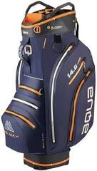 Big Max Aqua Tour 3 Cart Bag Steel Blue/Black/Orange