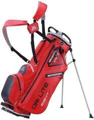 Big Max Dri Lite 8 Stand Bag Red