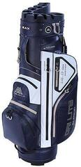 Big Max Dri Lite Silencio Cart Bag Navy/White/Cream