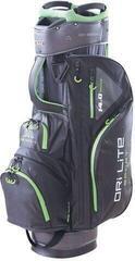 Big Max Dri Lite Sport Cart Bag Black/Lime