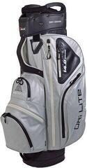 Big Max Dri Lite Sport Cart Bag Grey/Black
