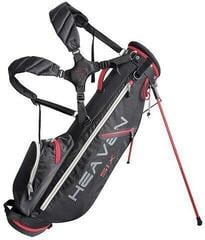 Big Max Heaven 6 Stand Bag Black/Red