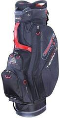 Big Max Terra X Cart Bag Black/Red