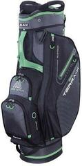 Big Max Terra X Cart Bag Charcoal/Black/Lime
