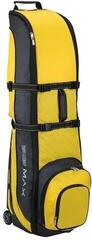 Big Max Wheeler 3 Travelcover Black/Yellow