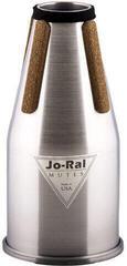 Jo-Ral Non-Transposing Aluminium French Horn Straight Mute