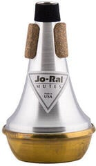 Jo-Ral Brass Bottom Piccolo Trumpet Straight Mute
