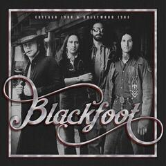 Blackfoot Chicago 1980 & Hollywood 1983 (2 LP)