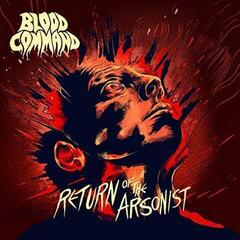 Blood Command Return Of The Arsonist (12'' Vinyl EP)