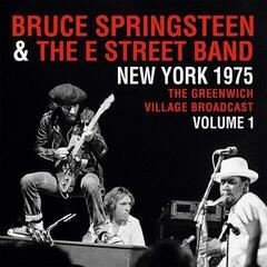 Bruce Springsteen NY 1975 - Greenwich Village Broadcast Vol.1 (Bruce Springsteen & The E Street Band) (2 LP)