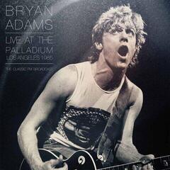 Bryan Adams At The La Palladium, 1985 (2 LP)