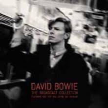 David Bowie The Broadcast Collection (3 LP)