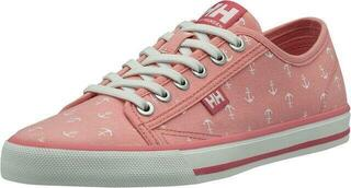 Helly Hansen W Fjord Canvas Shoe V2 Flamingo Pink/Off White