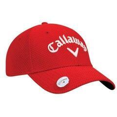 Callaway Stitch Magnet Cap Red