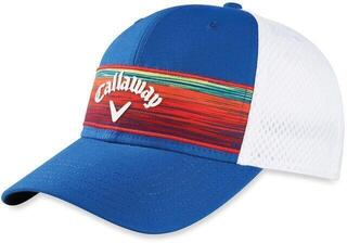 Callaway Stripe Mesh Cap Royale/White/Red