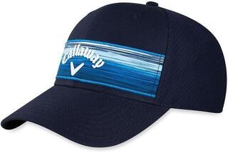 Callaway Stripe Mesh Cap Navy/White/Blue