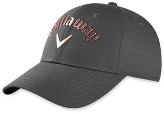 Callaway Liquid Metal Womens Cap Charcoal/Rose Gold