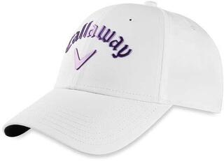 Callaway Liquid Metal Womens Cap White/Purple
