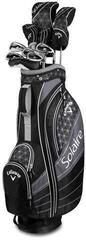 Callaway Solaire 11-piece Ladies Set Black Left Hand