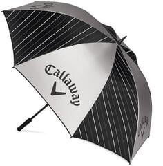 Callaway UV Umbrella 64 Black/Silver/White